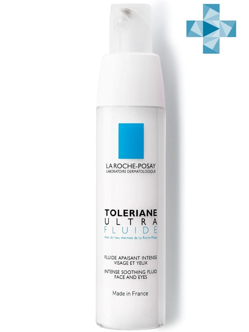 Флюид Толеран Ультра 40 мл (La RochePosay, Toleriane) флюид толеран ультра 40 мл la rocheposay toleriane