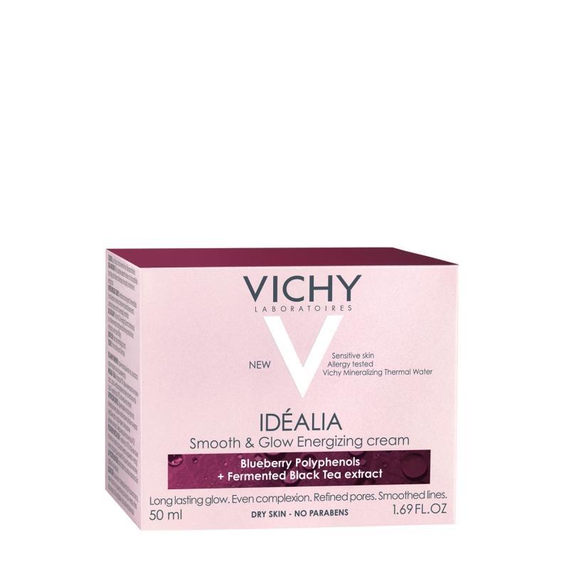 Идеалия крем для сухой кожи 50 мл (Vichy, Idealia) набор 8 марта идеалия для нормальной кожи 50 мл крем для глаз 15 мл vichy idealia