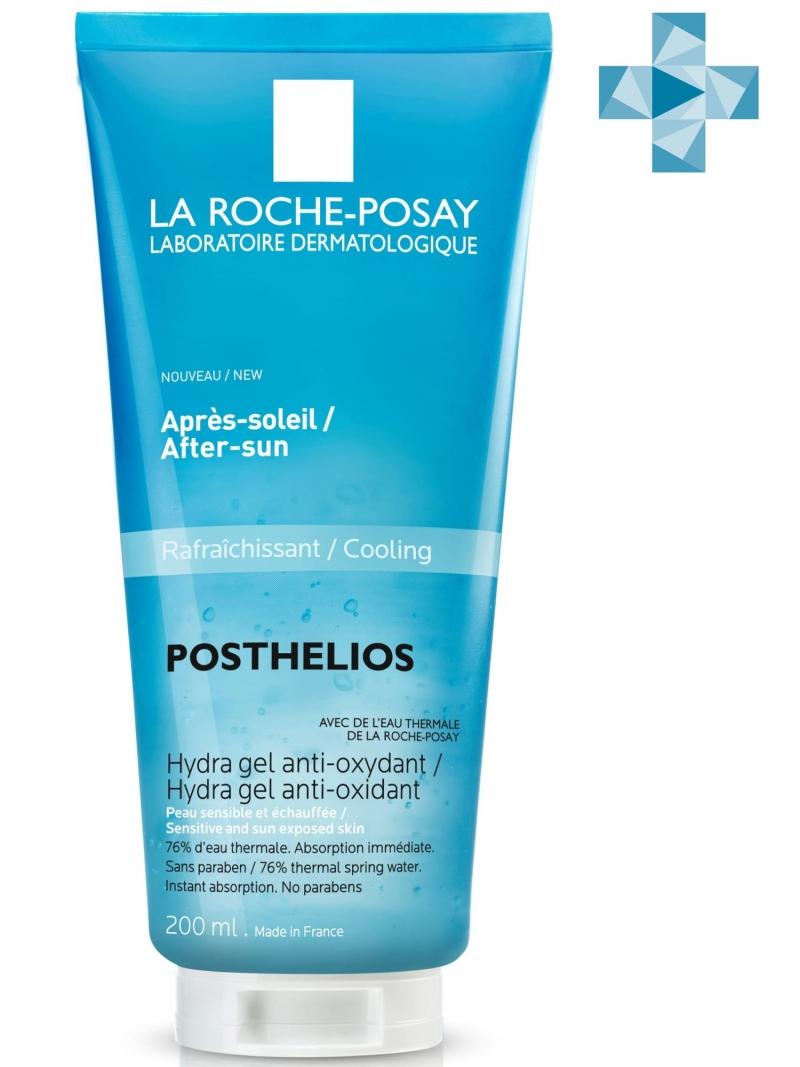 Купить La Roche-Posay Постгелиос Охлаждающий гель после загара для лица и тела 200 мл (La Roche-Posay, Anthelios), Франция