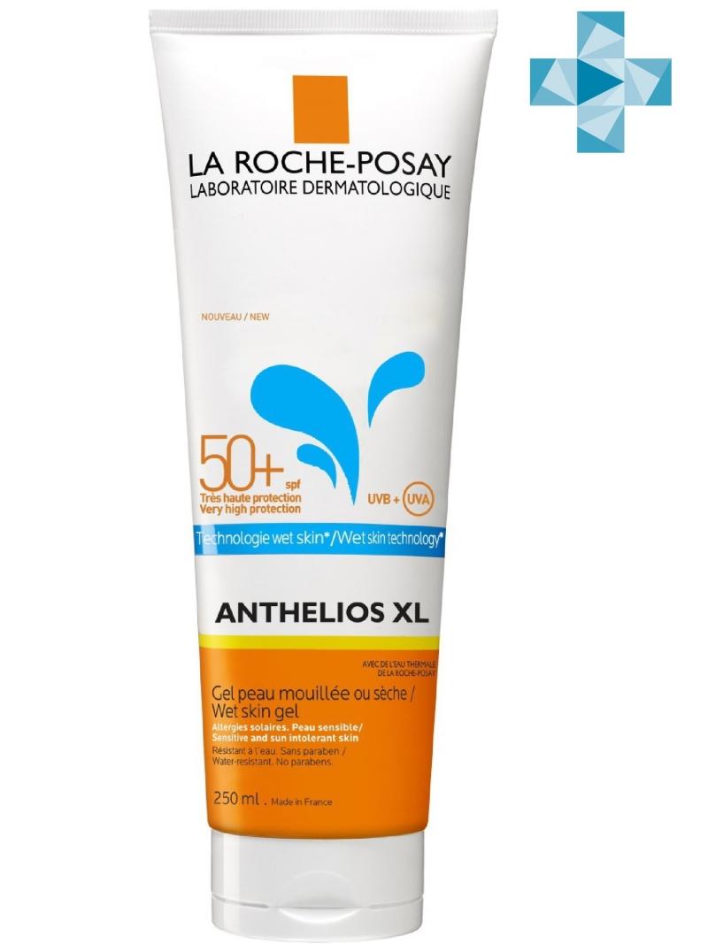 Купить La Roche-Posay Гель для лица и тела Ветскин SPF 50+ 250 мл (La Roche-Posay, Anthelios), Франция