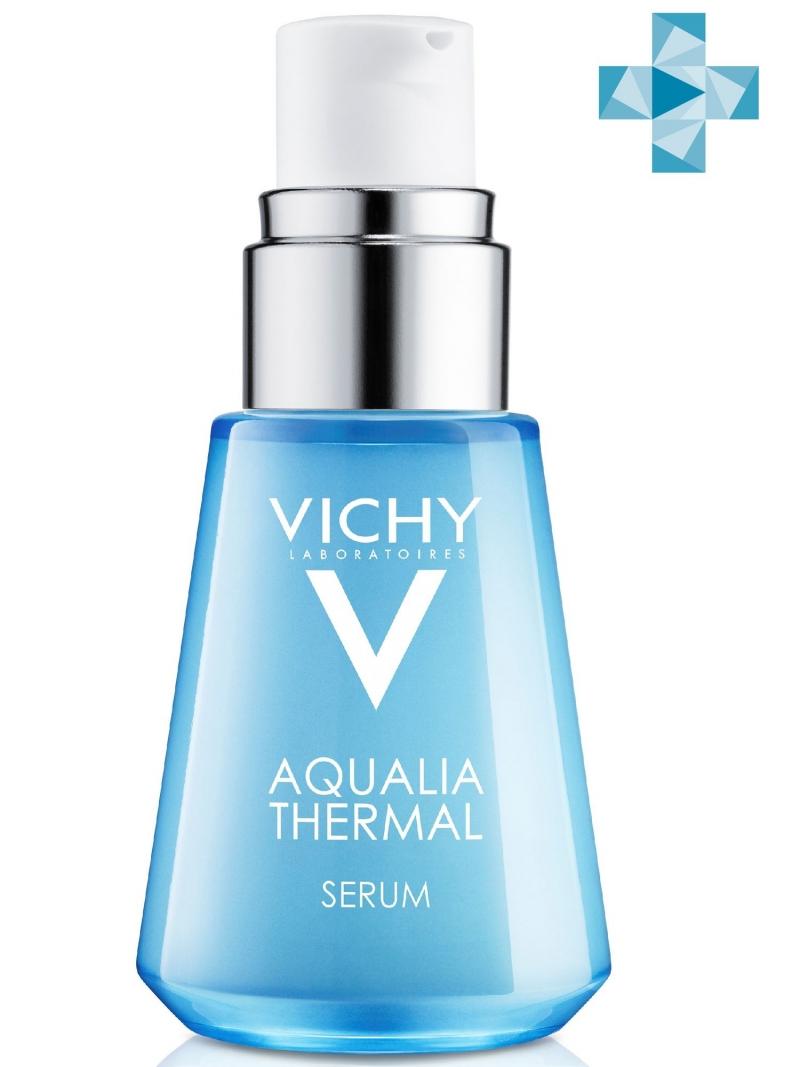 Vichy Аквалия Термаль Увлажняющая сыворотка для всех типов кожи 30 мл (Vichy, Aqualia Thermal) vichy aqualia thermal увлажняющая сыворотка для всех типов кожи лица 30 мл