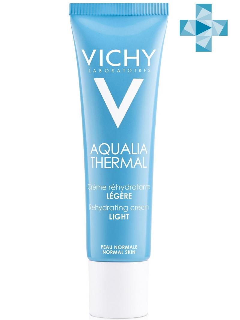 Купить Vichy Аквалия Термаль Легкий крем для нормальной кожи 30 мл (Vichy, Aqualia Thermal), Франция