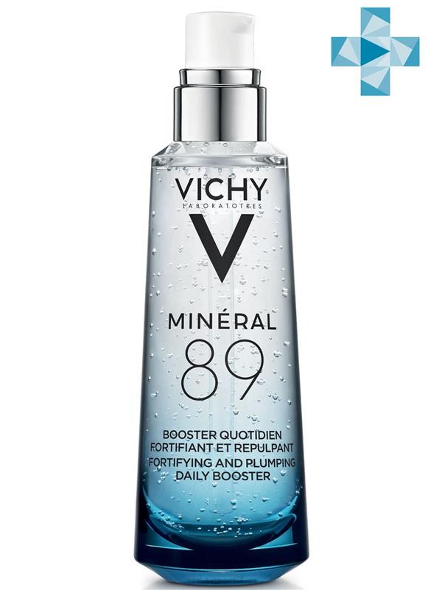 Купить Vichy Ежедневный гель-сыворотка для кожи, подверженной внешним воздействиям Mineral 89, 75 мл (Vichy, Mineral 89), Франция