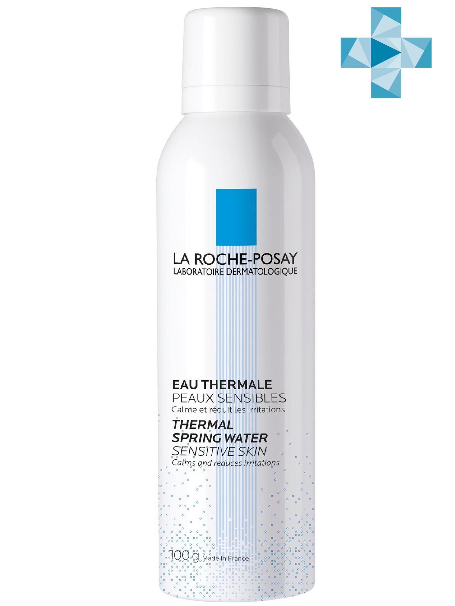 La Roche-Posay Термальная вода La Roche-Posay, 100 мл (La Roche-Posay, Thermal Water)