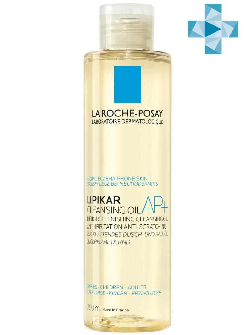 La Roche-Posay Липикар масло очищающее АП+, 200 мл (La Roche-Posay, Lipikar)