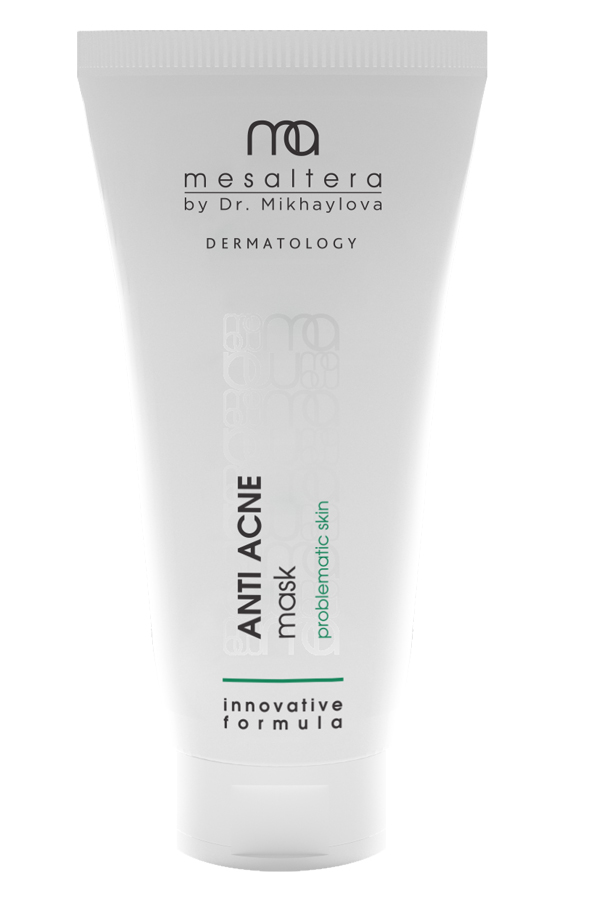 Купить MESALTERA by dr. Mikhaylova Маска для жирной кожи, 200 мл (MESALTERA by dr. Mikhaylova, Anti acne), Россия