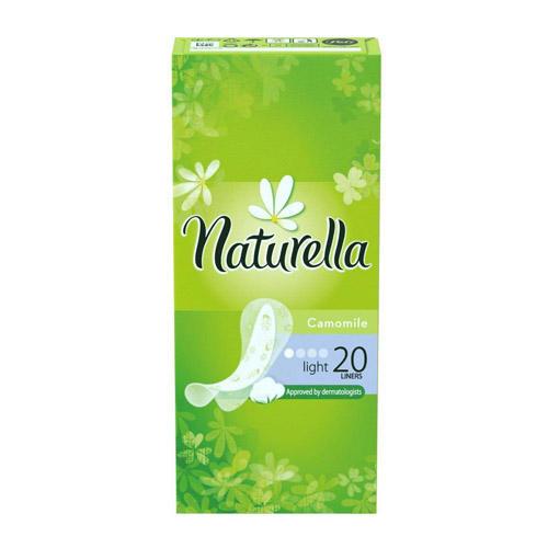 Прокладки ежедневные Лайт 20 (Naturella, Лайт)