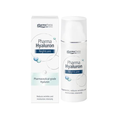 Купить Medipharma Cosmetics Ночной крем для лица 50 мл (Medipharma Cosmetics, Pharma Hyaluron)