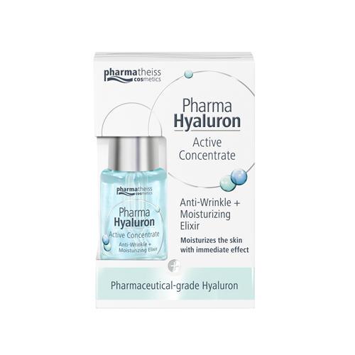 Сыворотка для лица Увлажнение 13 мл (Pharma Hyaluron, Serum) бьюти стайл заряд комплекс кристальный родник интенсивное увлажнение 3млх5амп