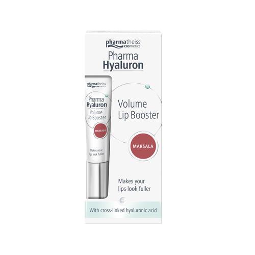 Купить Medipharma Cosmetics Бальзам для объема губ марсала Lip Booster 7 мл (Medipharma Cosmetics, Pharma Hyaluron)