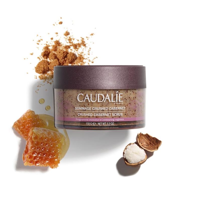 Caudalie Скраб для тела SPA с виноградными косточками и 6 эфирными маслами, 150 гр (Caudalie, Body)