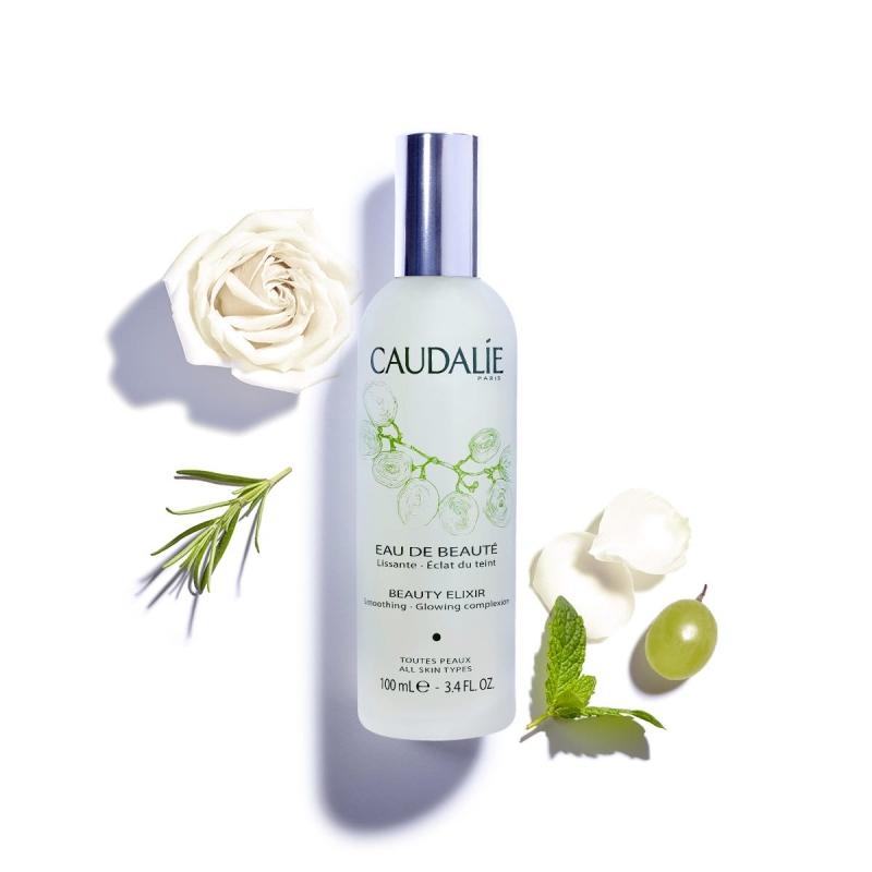 Купить Caudalie Вода для красоты лица Beauty Elixir 100 мл (Caudalie, Cleanser & Toners), Франция