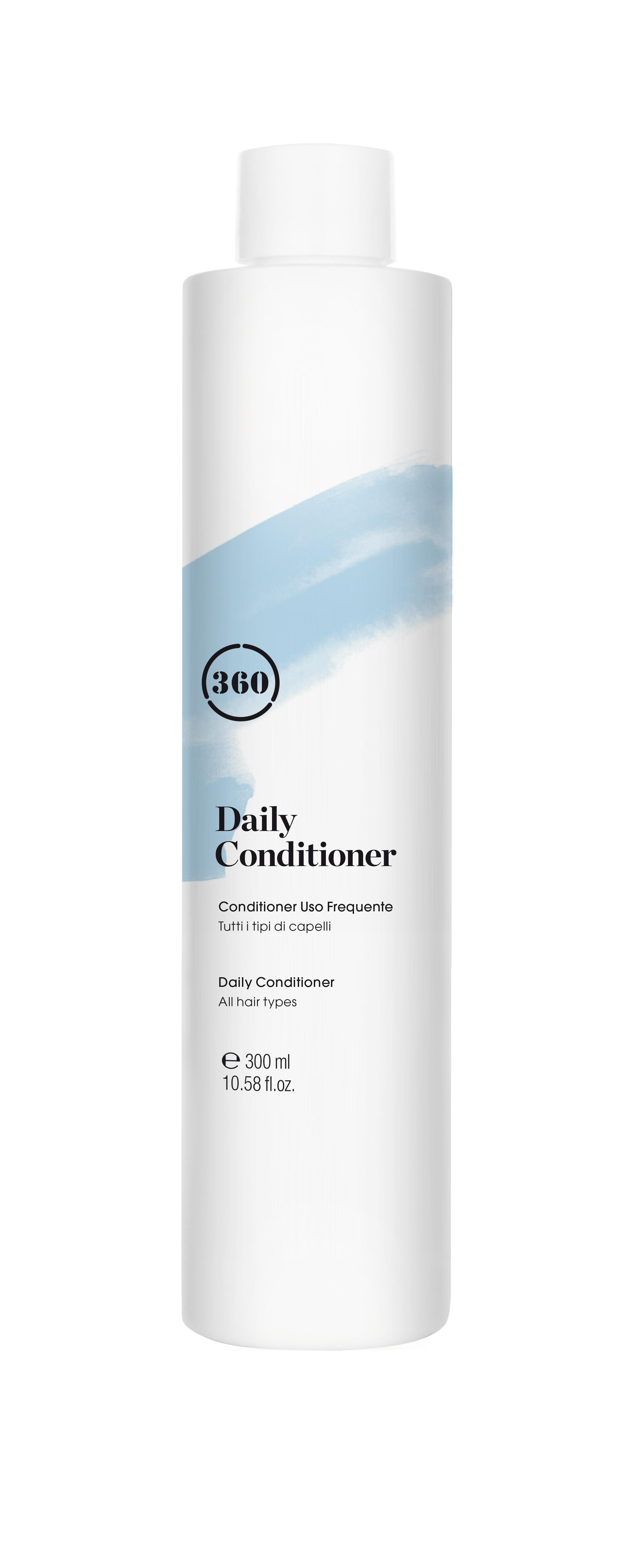 Купить 360 Ежедневный кондиционер для волос 300 мл (360, Daily)