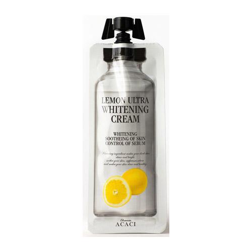 Chamos Acaci Омолаживающий крем для лица с экстрактом лимона без консервантов 12 мл (Chamos Acaci, Для лица)