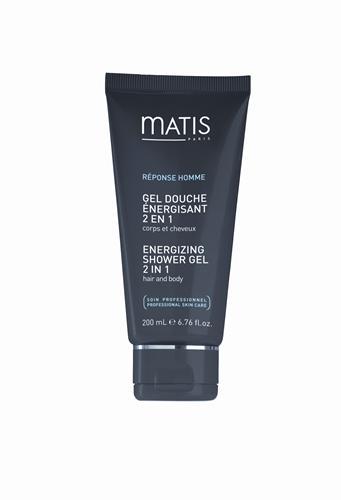 Matis Мужская Линия М  Гель энергетический для тела и волос 200 мл (мужская линия) от Pharmacosmetica