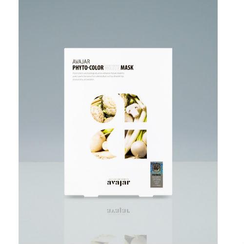 Avajar Avajar Phyto-Color White Mask Маска для поддержания тонуса кожи 10 шт (Avajar, Для лица)