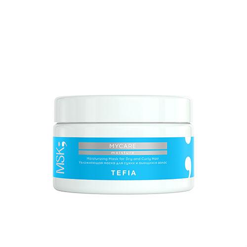 Tefia Увлажняющая маска для сухих и вьющихся волос 250 мл (Tefia, Mycare Moisture)