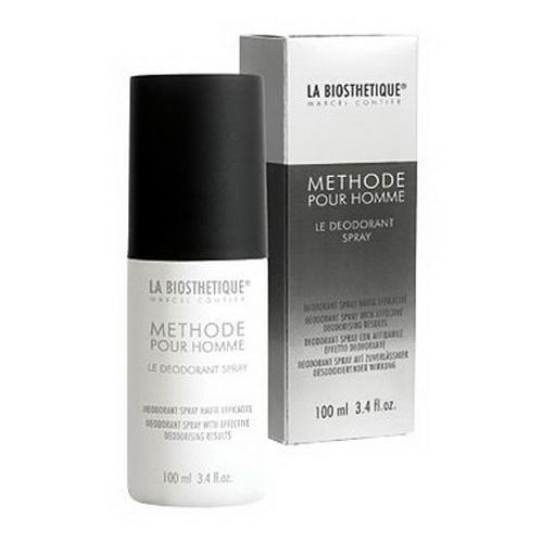 Дезодорант-спрей для надежной защиты 100мл (Methode Pour Homme) (LaBiosthetique)