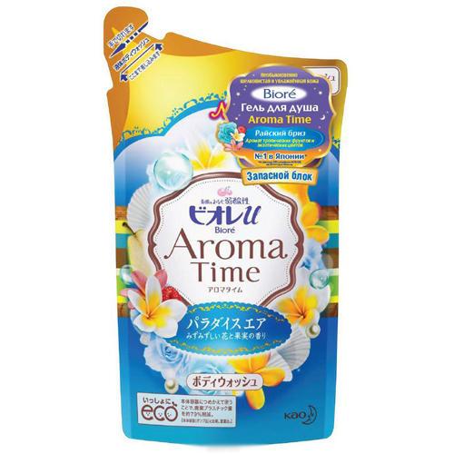 Гель для душа Arome Time Райский Бриз 360 мл (Гели для душа) (Biore)