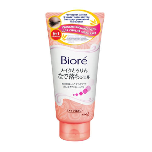 Biore Увлажняющий гель для снятия макияжа, 170 гр (Biore, Средства для очищения и демакияжа)