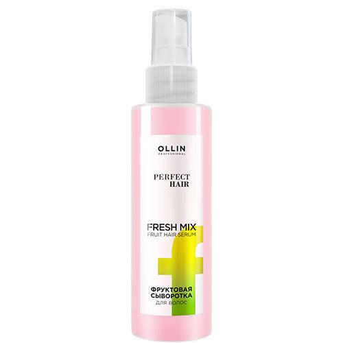 Купить Ollin Professional Фруктовая сыворотка для волос Fresh Mix, 120 мл (Ollin Professional, Уход за волосами), Россия