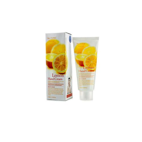 Купить 3W Clinic Увлажняющий крем для рук с лимоном, 100 мл (3W Clinic, Для рук)