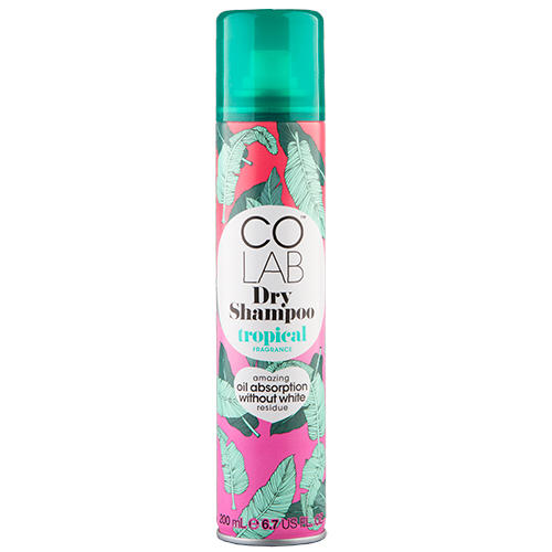 Colab Сухой шампунь Colab Tropical 200 мл (Colab, Fragrance)
