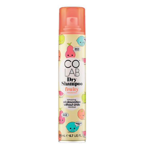 Сухой шампунь Fruity 200 мл (Fragrance) от Pharmacosmetica