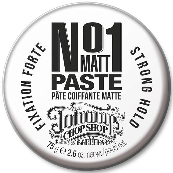 Johnny's Chop Shop Матирующая паста №1, 75 гр. (Johnny's Chop Shop, Style)