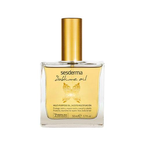 Масло для лица, тела и волос питательное и восстанавливающее Sublime oil, 50 мл (Sesderma, Sublime oil)
