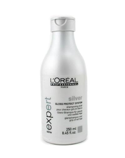 Сильвер Шампунь для седых волос 250мл (Silver) (Loreal Professionnel)