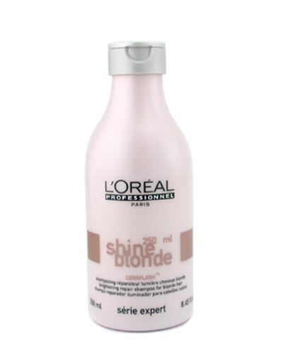 цена на Шайн Блонд Шампунь 250мл (Loreal Professionnel, Shine Blonde)