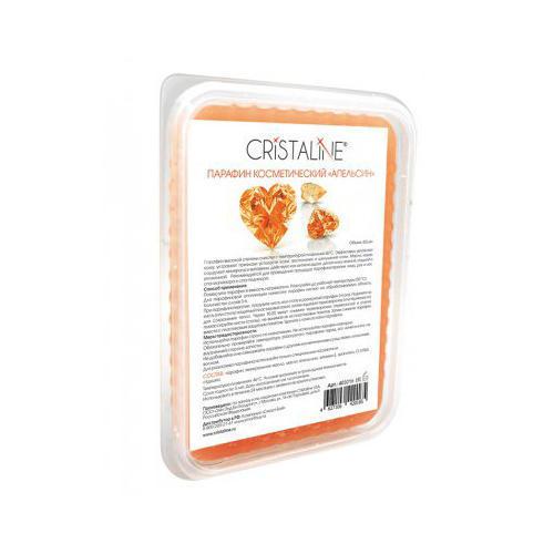 Cristaline Косметический парафин  Апельсин 450 мл (Парафин)