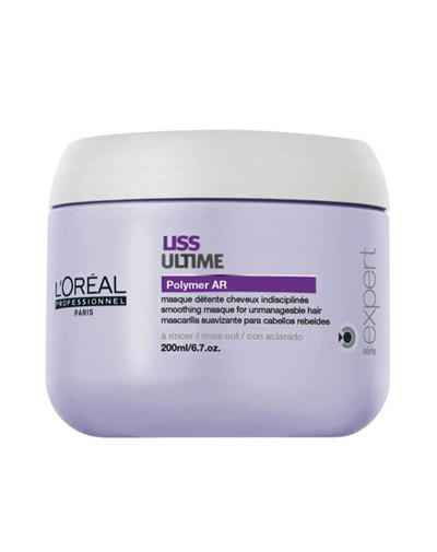 цена Лисс Ультим Разглаживающая маска для гладкости непослушных волос 200 мл (Loreal Professionnel, Liss Ultime) онлайн в 2017 году