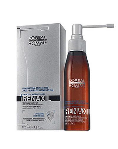 Ренаксил Уход против незначительного выпадения волос 125 мл (Loreal Professionnel, Homme)