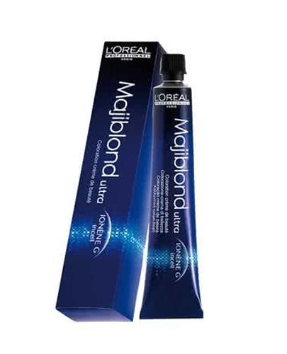 Купить Loreal Professionnel Осветляющая краска-крем с формулой Neutra B Majiblond, 50 мл (Loreal Professionnel, Окрашивание), Франция