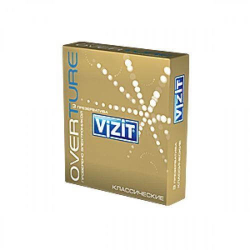 Презервативы  Классические 12 шт (Visit презервативы)