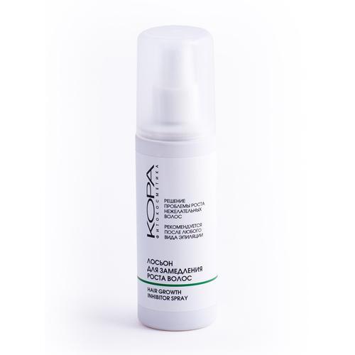 Лосьон для замедления роста волос эстетический уход после эпиляции 100 мл (Уход за руками и ногами) (КОРА)