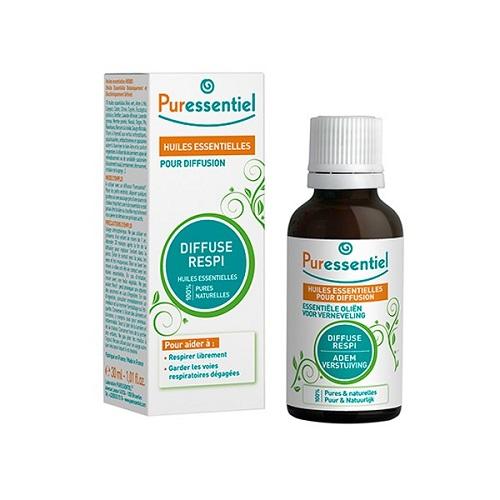 Puressentiel Комплекс эфирных масел легкое дыхание 30 мл (Puressentiel, Отдых и Релакс)