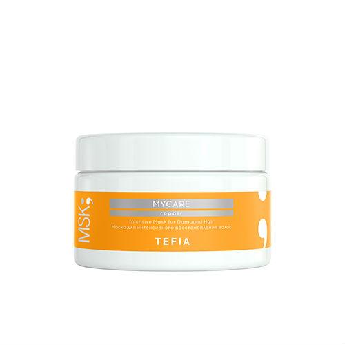 Tefia Маска для интенсивного восстановления волос 250 мл (Tefia, Mycare Repair)