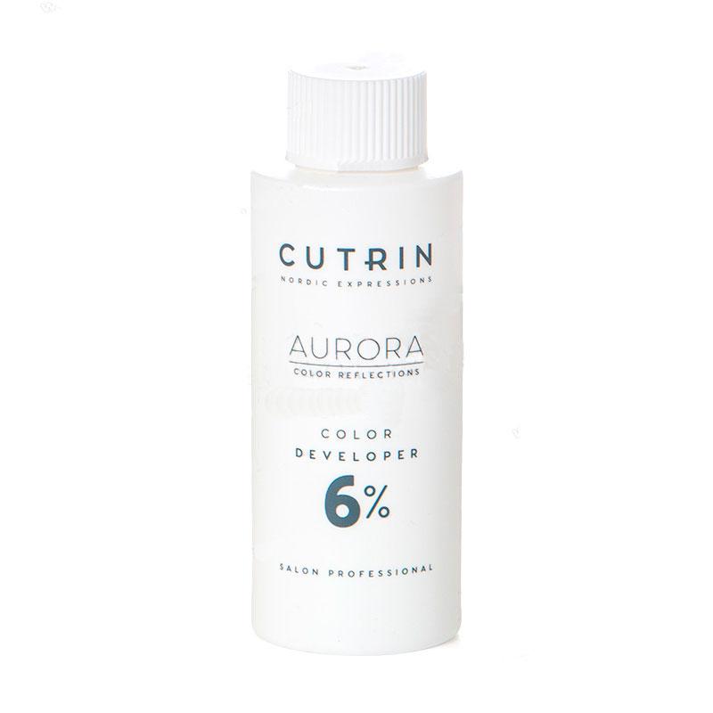 Cutrin Окислитель 6% 60 мл (Cutrin, Aurora)