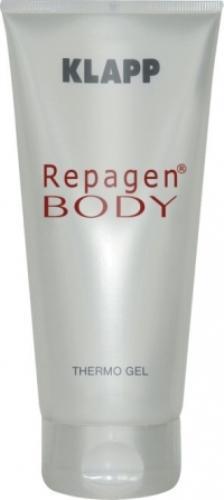 Термогель для тела, 200 мл (Klapp, Repagen body)