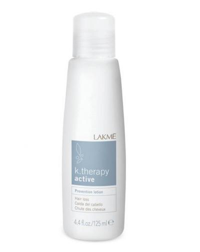 Prevention lotion hair loss Лосьон предотвращающий выпадение волос 125 мл (Lakme, K.Therapy) и и брехман человек и биологически активные вещества