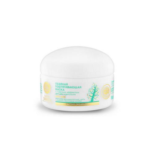 Маска для шеи и декольте подтягивающая с лифтинг эффектом, 120 гр (Natura Siberica, Биоуход за волосами)