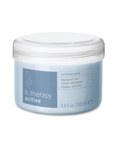 Fortifying mask weakened hair Маска укрепляющая для ослабленных волос 250 мл (Lakme, K.Therapy) barex aeto fortifying mask in tube bamboo
