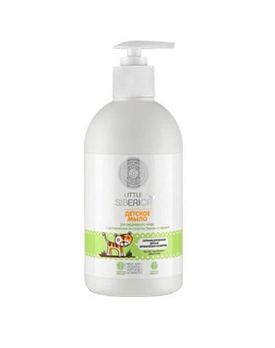 Литл Сиберика Детское мыло для ежедневного ухода 500 мл (Natura Siberica, Little Siberica)