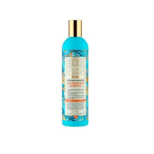 цены Шампунь облепиховый Интенсивное увлажнение для нормальных и сухих волос 400 мл (Natura Siberica, Oblepikha Siberica)