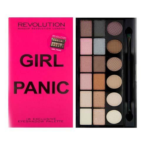цена на Палетка теней Salvation Palette (Makeup Revolution, Глаза)