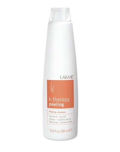 Peeling shampoo dandruff dry hair Шампунь против перхоти для сухих волос 300 мл (Lakme, Peeling) lakme шампунь против перхоти для сухих волос peeling shampoo dandruff dry hair 300 мл