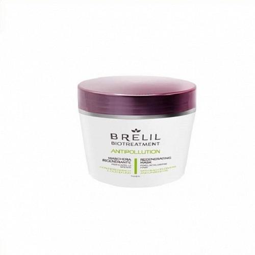 Фото - Brelil Professional Регенерирующая маска 220 мл (Brelil Professional, Biotraitement) brelil professional маска biotraitement colour для окрашенных волос 220 мл